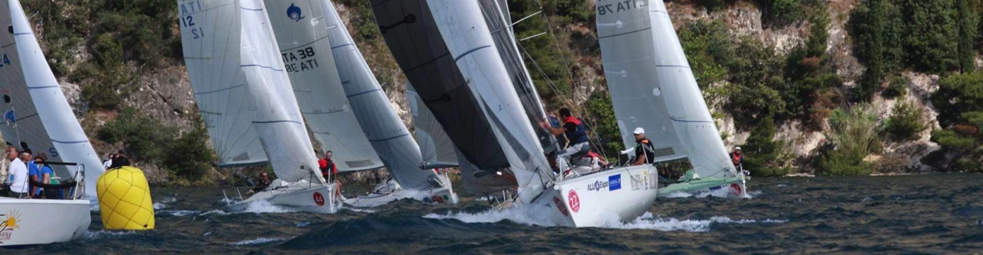 Si conclude con un bilancio positivo la Trans Benaco Cruise Race 2016