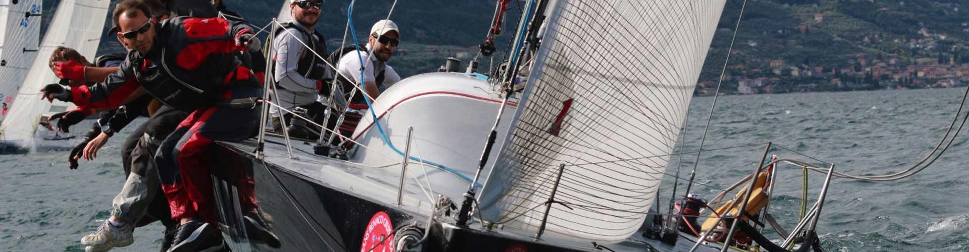 Bravissima conquista l'edizione 2016 della Trans Benaco Cruise Race