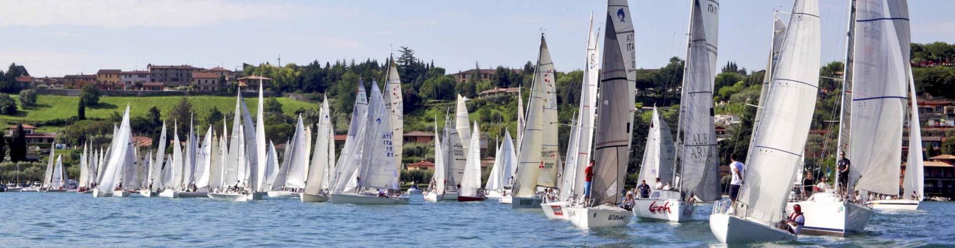 Domani il via della 31^ Trans Benaco Cruise Race
