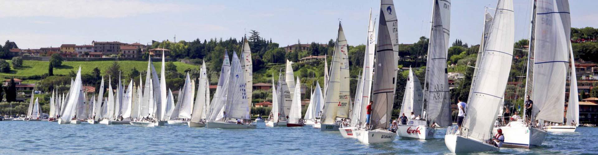 Tutto pronto sul Lago di Garda per la Trans Benaco Cruise Race